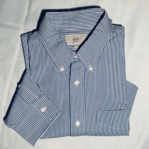 Jack Spade Striped L/S Dress Shirt